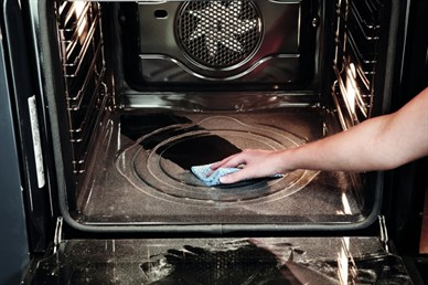 Oven Clean Times Vary