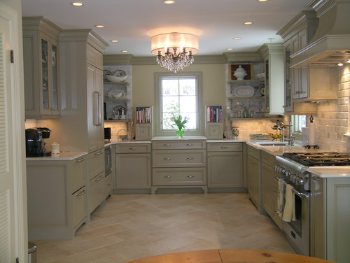 Traditional -kitchen