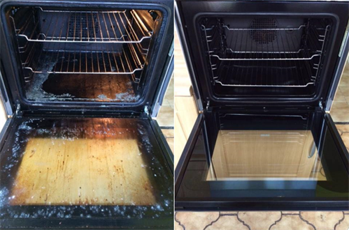 Ovenclean Case Studies Before And After Ovenclean Blog