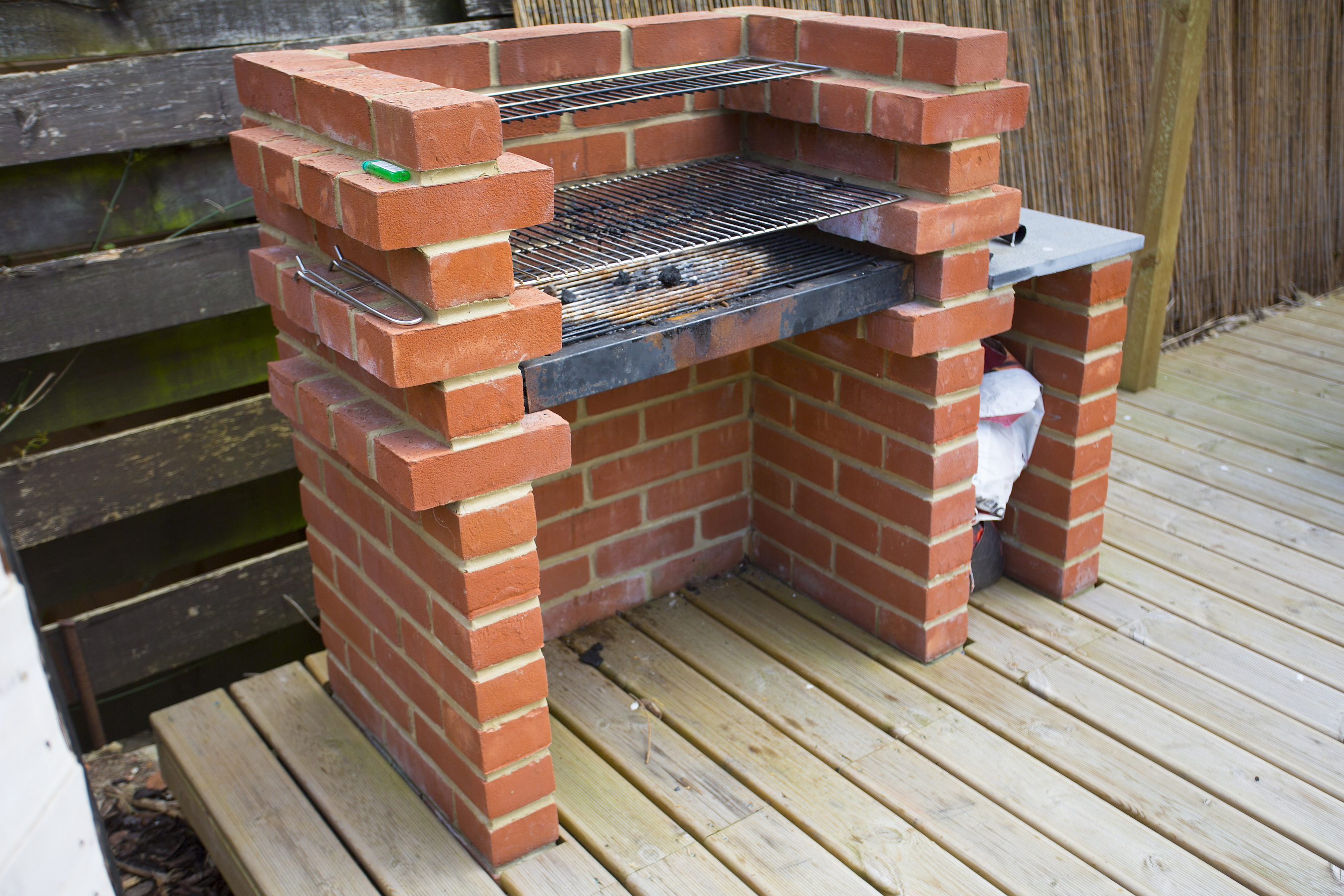 DIY BBQ: How to build your own brick BBQ