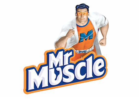 mr muscle oven cleaner instructions