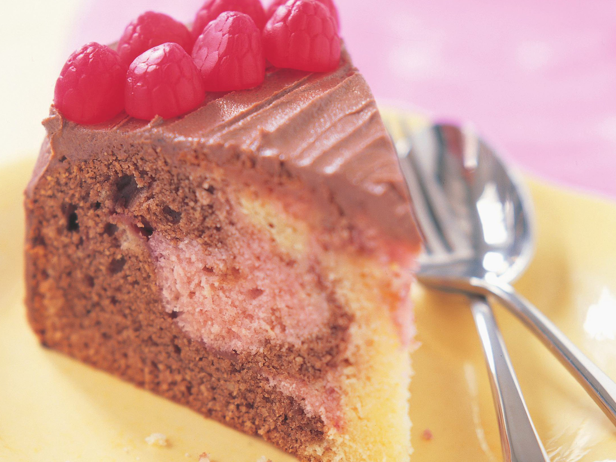 Great British Bake-off's Cake Week - Recipe of the Month