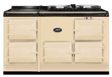 What is included in an Aga service