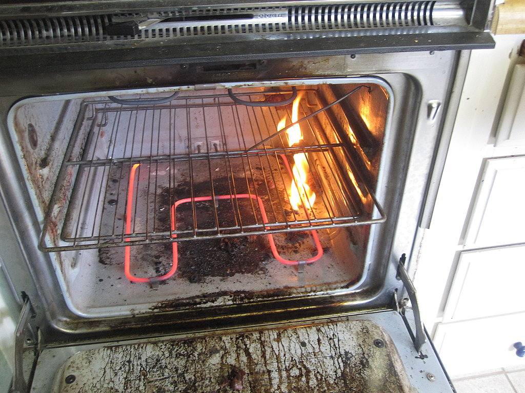 The Danger of Dirty Ovens | Ovenclean Blog