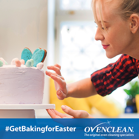 #GetBakingforEaster competition