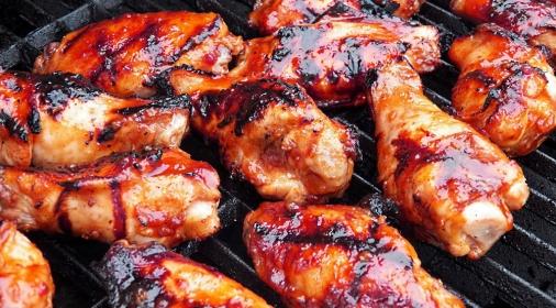 Chicken nibbles marinade Jamie Oliver