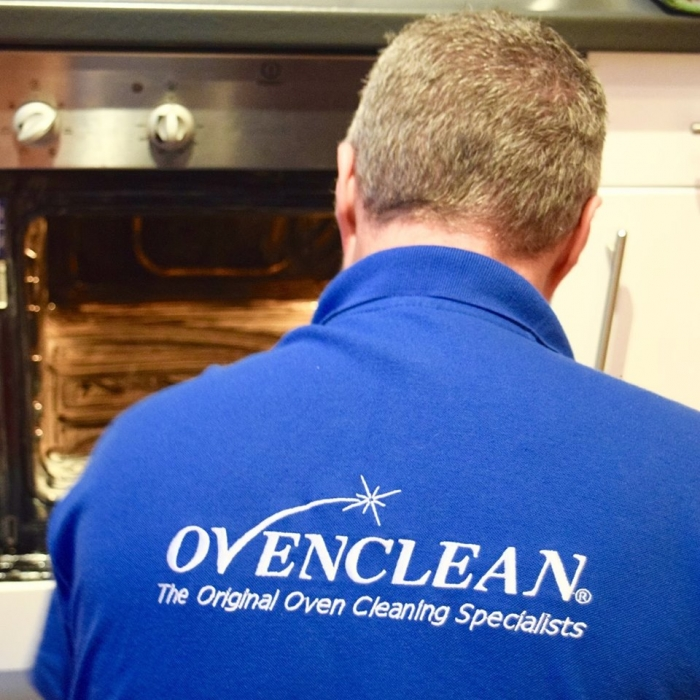 Ovenclean Specialist with Oven