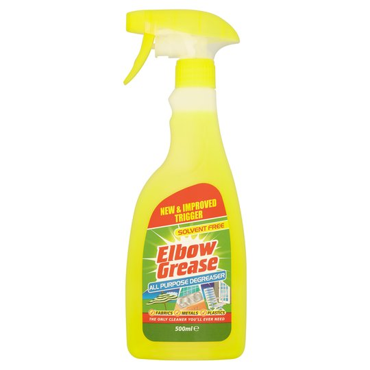 Elbow Grease Cleaner