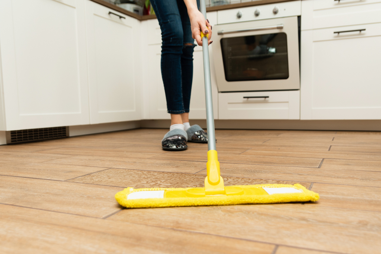 Top Tips for Cleaning Your Kitchen Floor   Ovenclean Blog