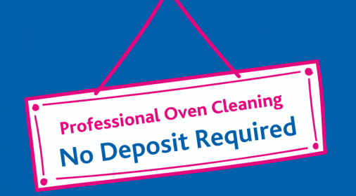 professional oven cleaning no deposit